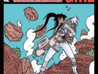 Apocalyptigirl, Aria sauve la planète