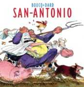 San-Antonio, un sacré Artbook Boucq
