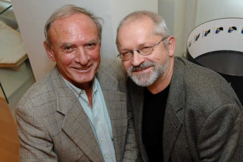 Jean Van Hamme et Grzegorz Rosiński