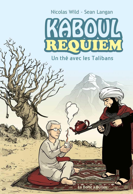 Kaboul Requiem, captif au bout de la folie