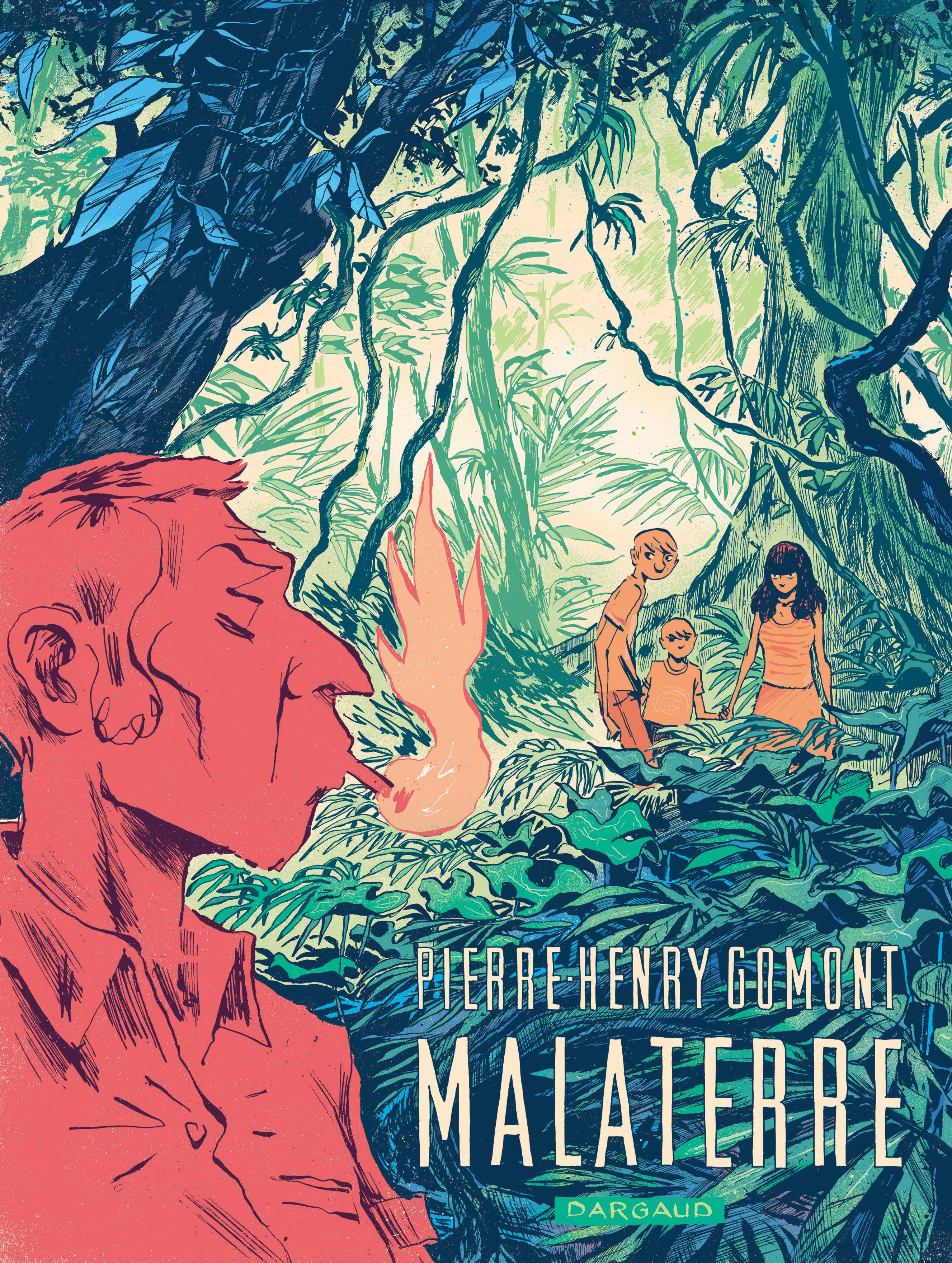 Malaterre et L'Âge d'or nommés au Prix des libraires BD 2018