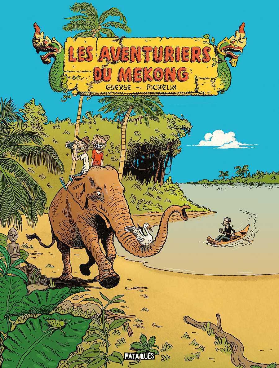 Les Aventuriers du Mékong, deux Tintin pour un Milou