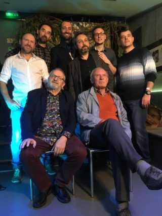 Fred Vignaux, Yann, Xavier Dorison, Roman Surzhenko, Grzegorz Rosiński et Jean Van Hamme