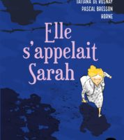 Horne pour Elle s'appelait Sarah en dédicace à Narbonne chez BD & Cie le 10 novembre
