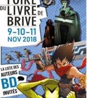 Foire du Livre à Brive, l'essentiel de la BD les 9, 10 et 11 novembre 2018 avec Reno Lemaire, Bercovici, Hautière, Kassaï