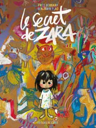 Le Secret de Zara, superbe conte jeunesse