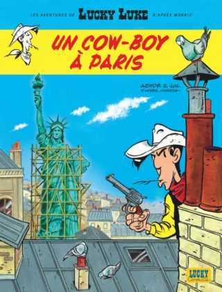 Un Cow-boy à Paris