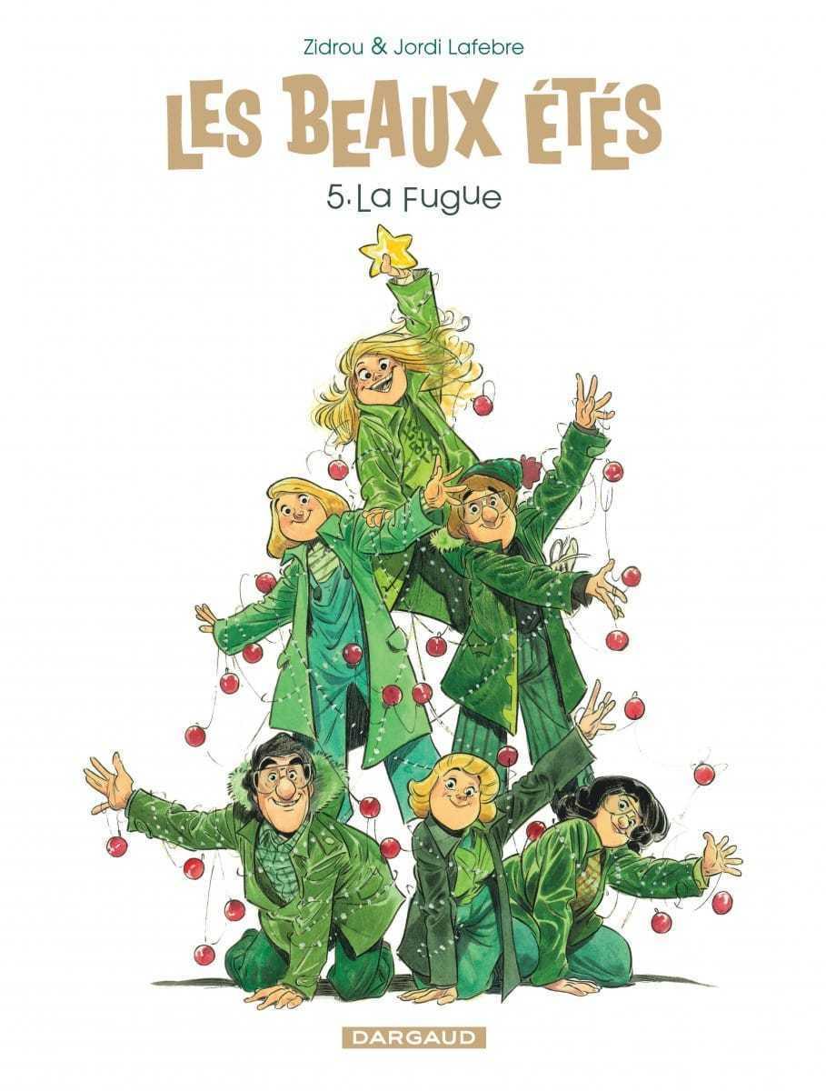 Les Beaux Étés T5, joyeux Noël les Faldérault