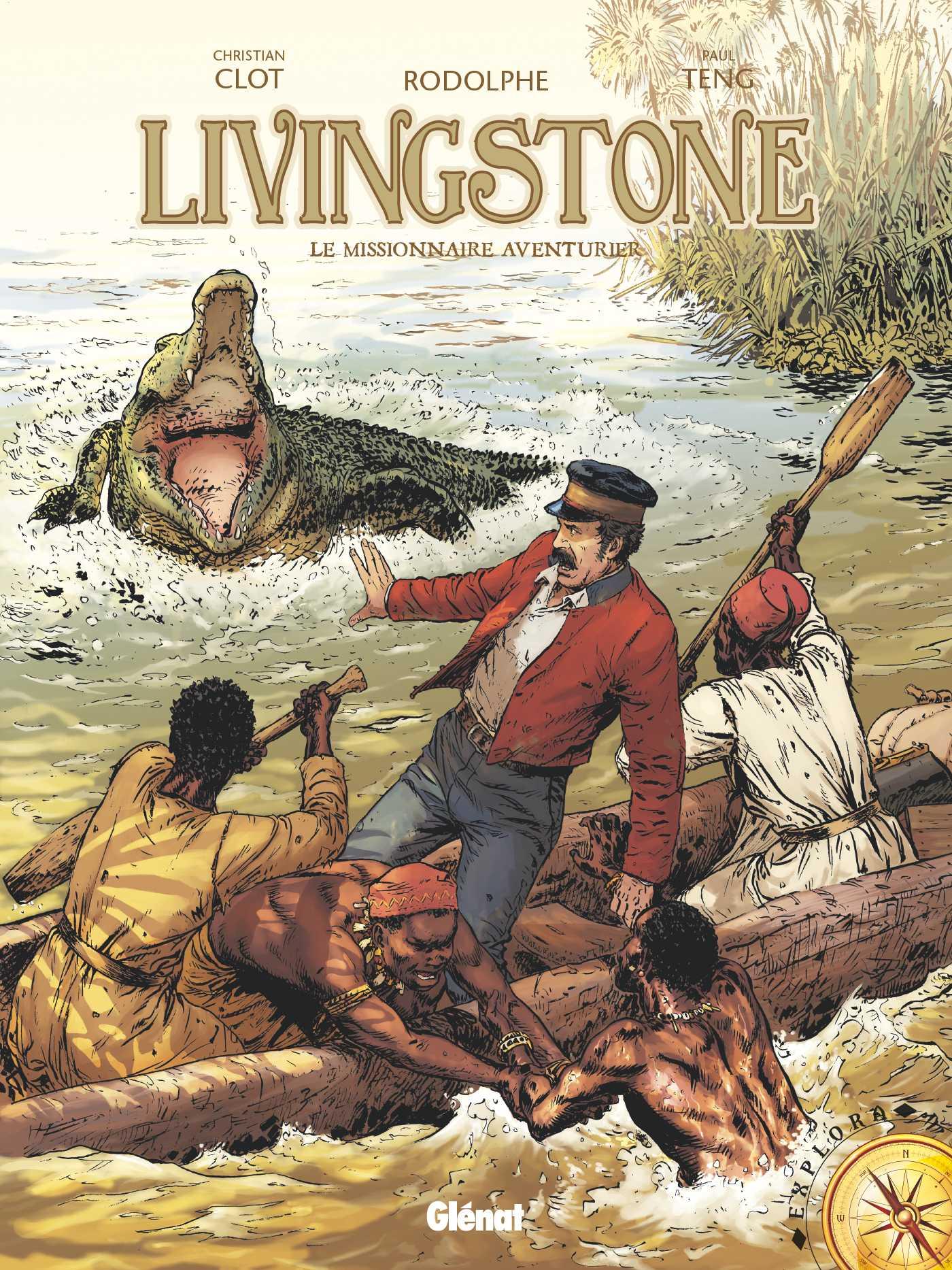 Livingstone, un explorateur jamais satisfait