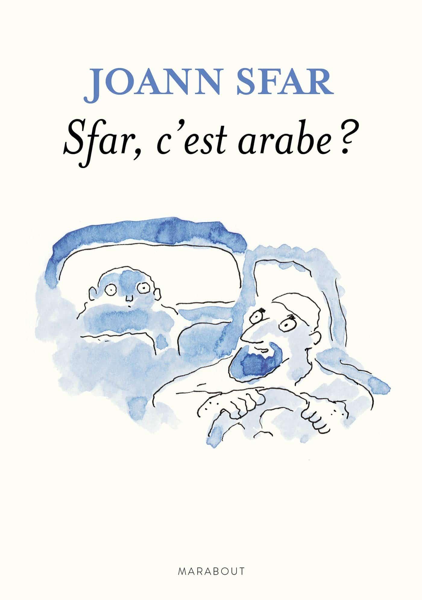 Sfar, c'est arabe ? Le chemin de Joann