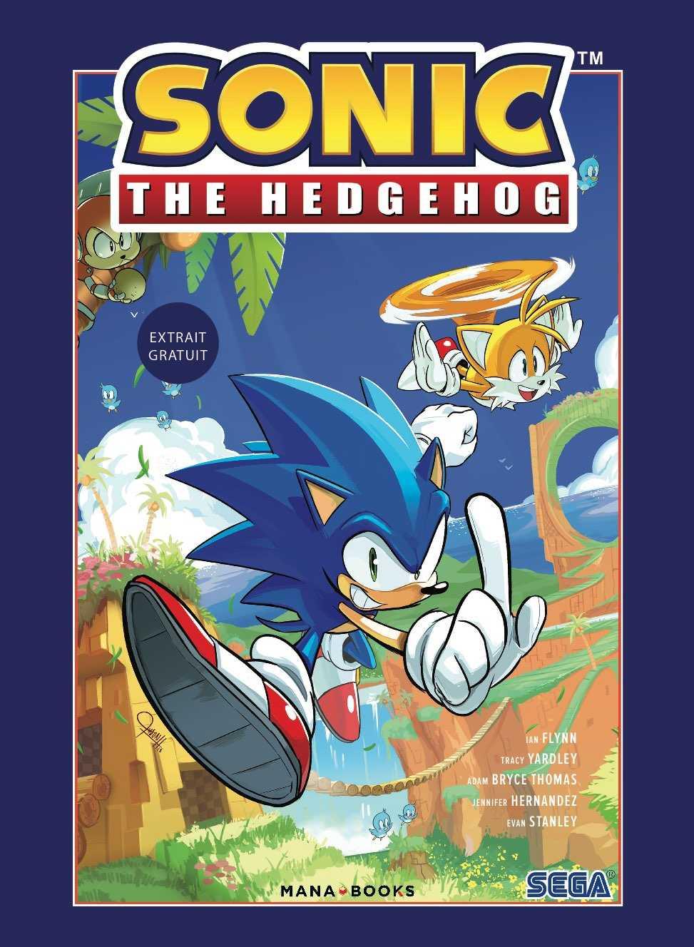 Sonic The Hedgehog, le retour du hérisson bolide