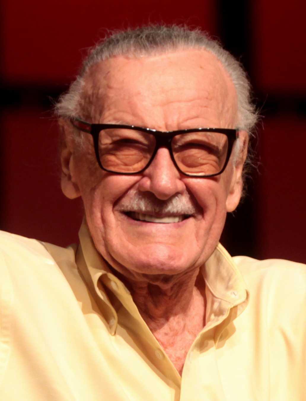 Stan Lee, le créateur des super-héros, est décédé