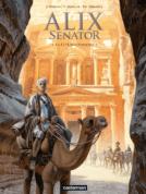 Alix Senator T8, la politique d'abord