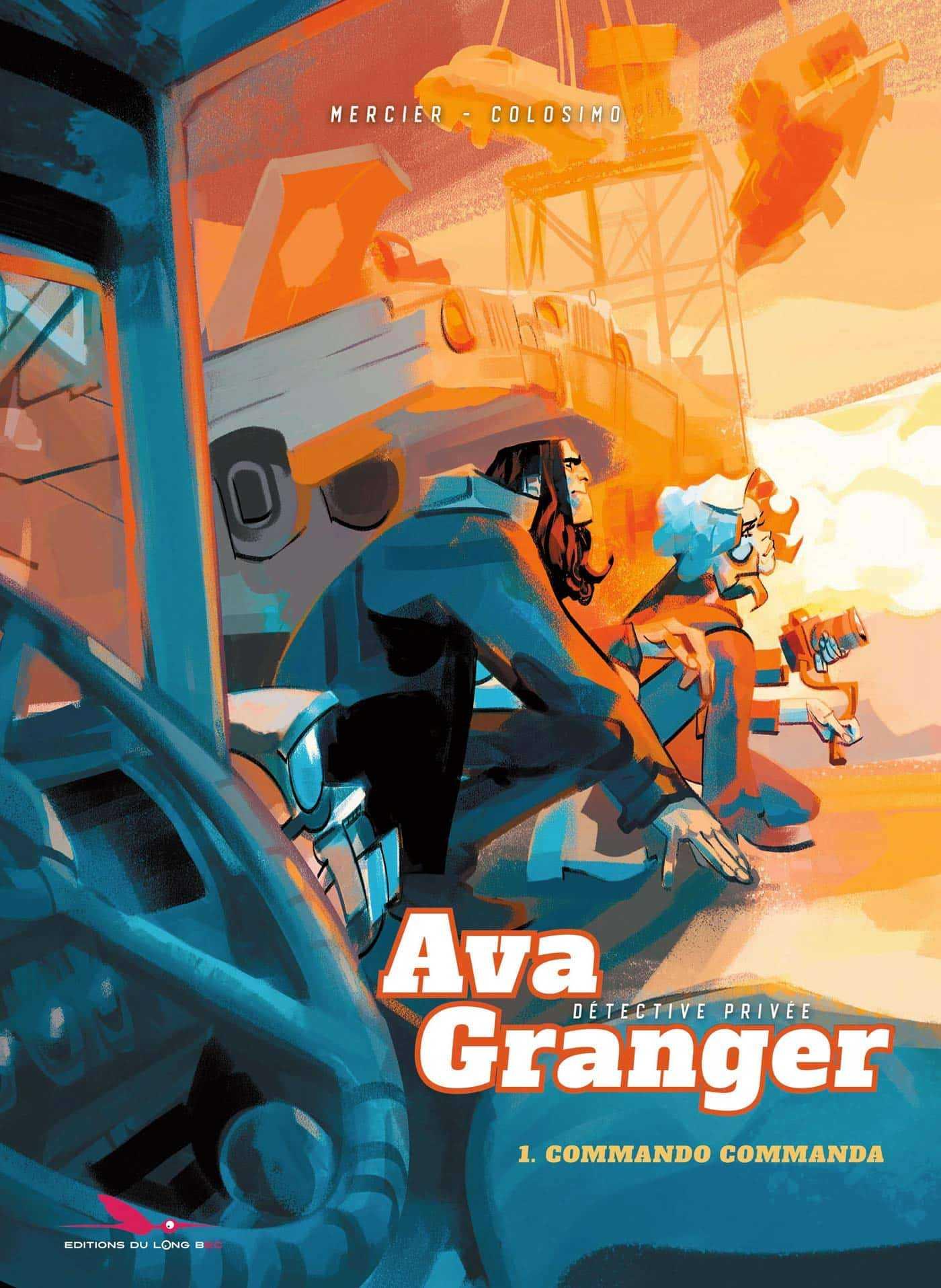 Ava Granger, les cadavres sont au rendez-vous