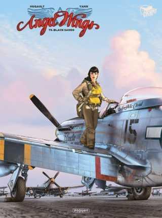 Angel Wings T5, Joséphine sur les sables noirs d'Iwo Jima avec Yann et Romain Hugault