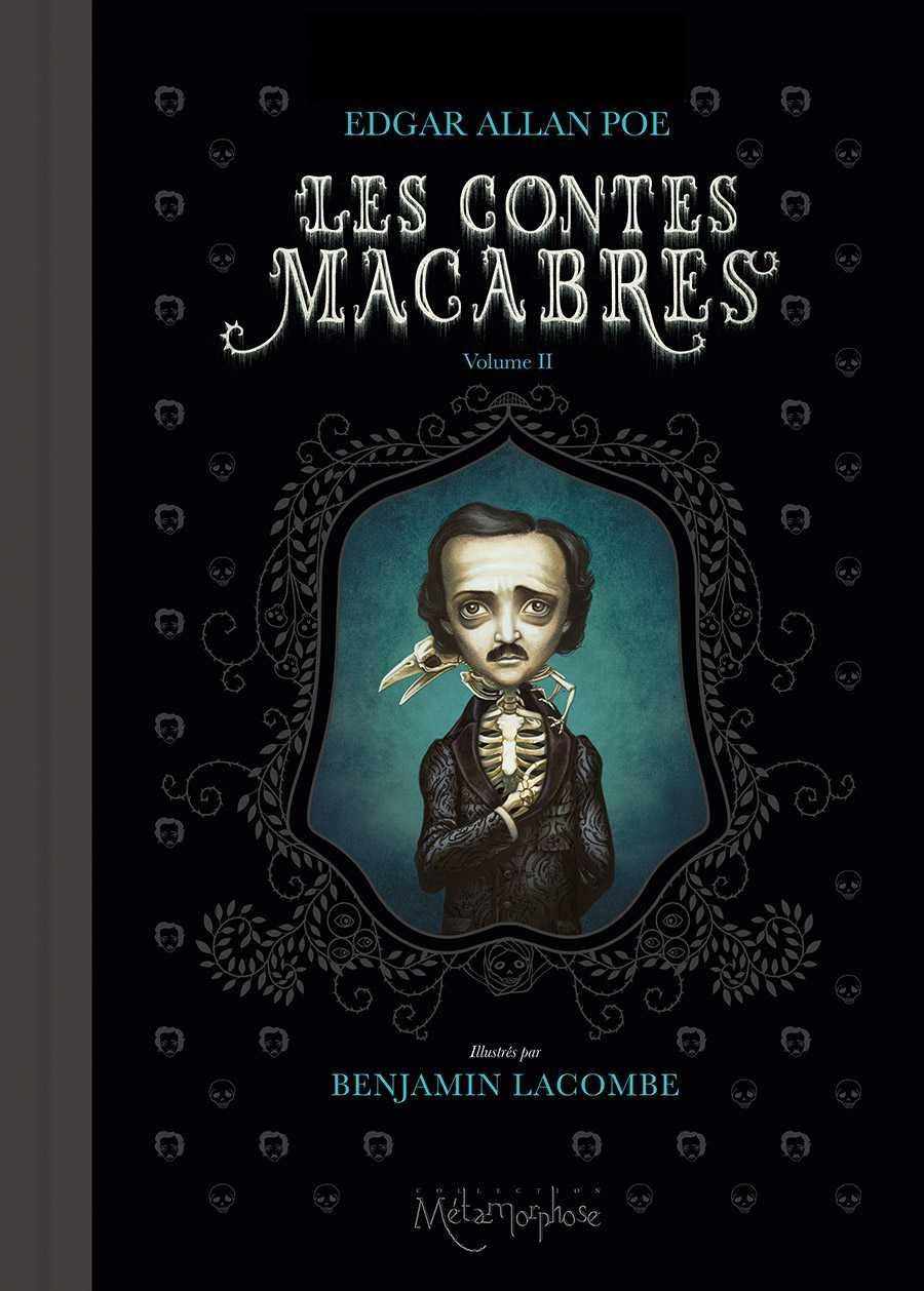 Les Contes Macabres T2, Lacombe toujours inspiré par Poe
