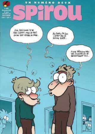 Journal Spirou n°4210