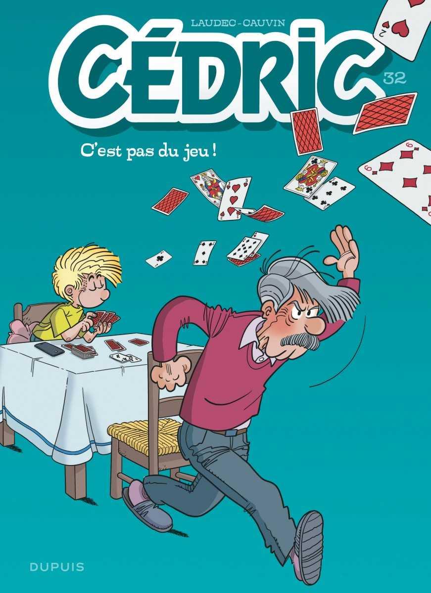 Cédric T32, mauvais joueur Pépé