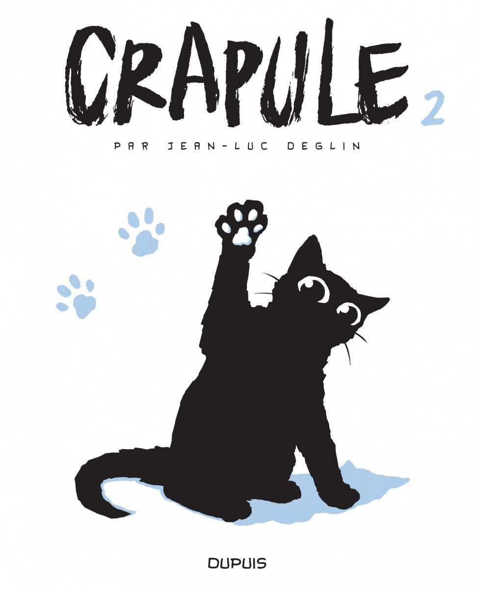 Crapule T2, un chat noir royal
