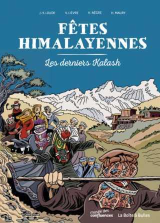 Fêtes himalayennes