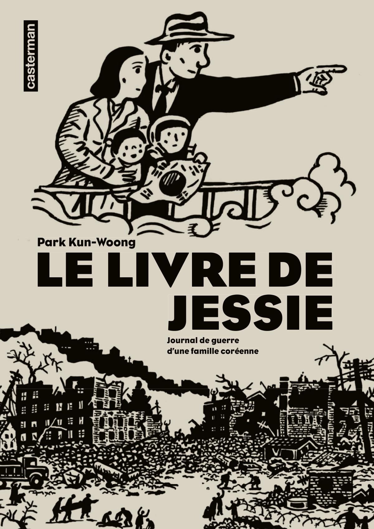 Le Livre de Jessie, la Corée oubliée