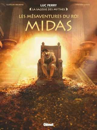 Le roi Midas, de l'or et des oreilles