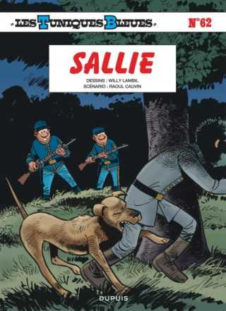 Les Tuniques Bleues T62, Sallie chienne fidèle