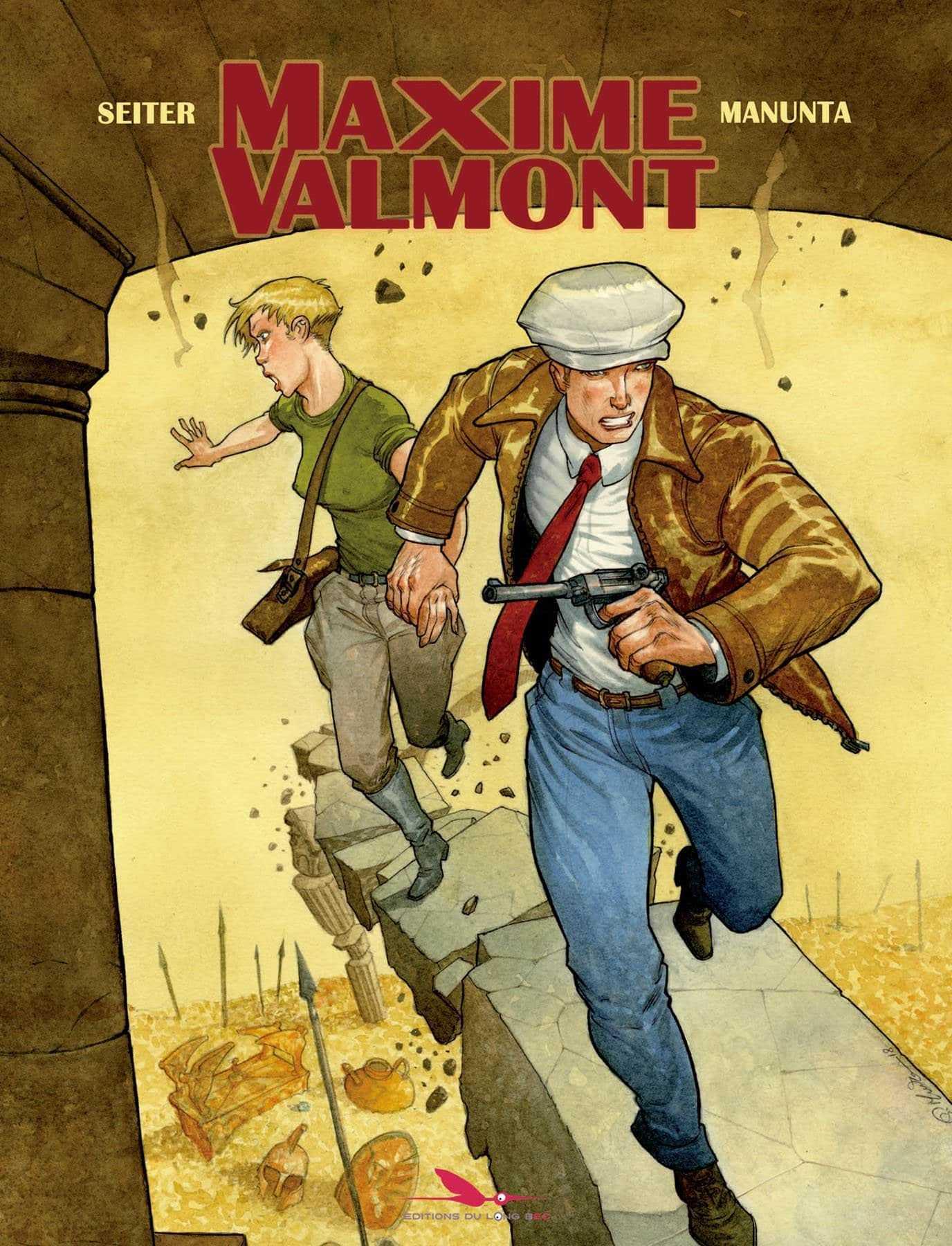 Maxime Valmont T2, aventurier et détective