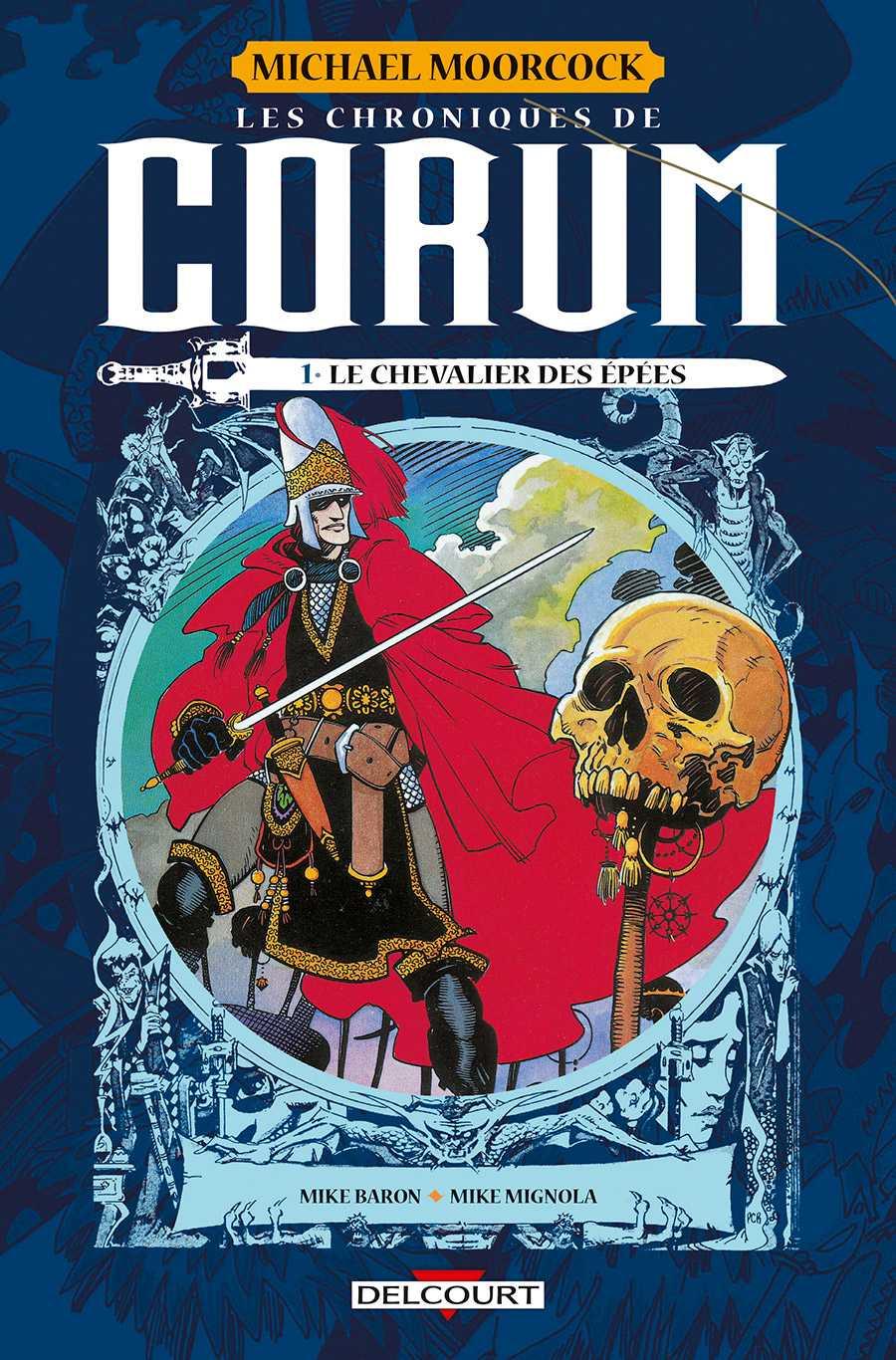 Les Chroniques de Corum, un prince vengeur