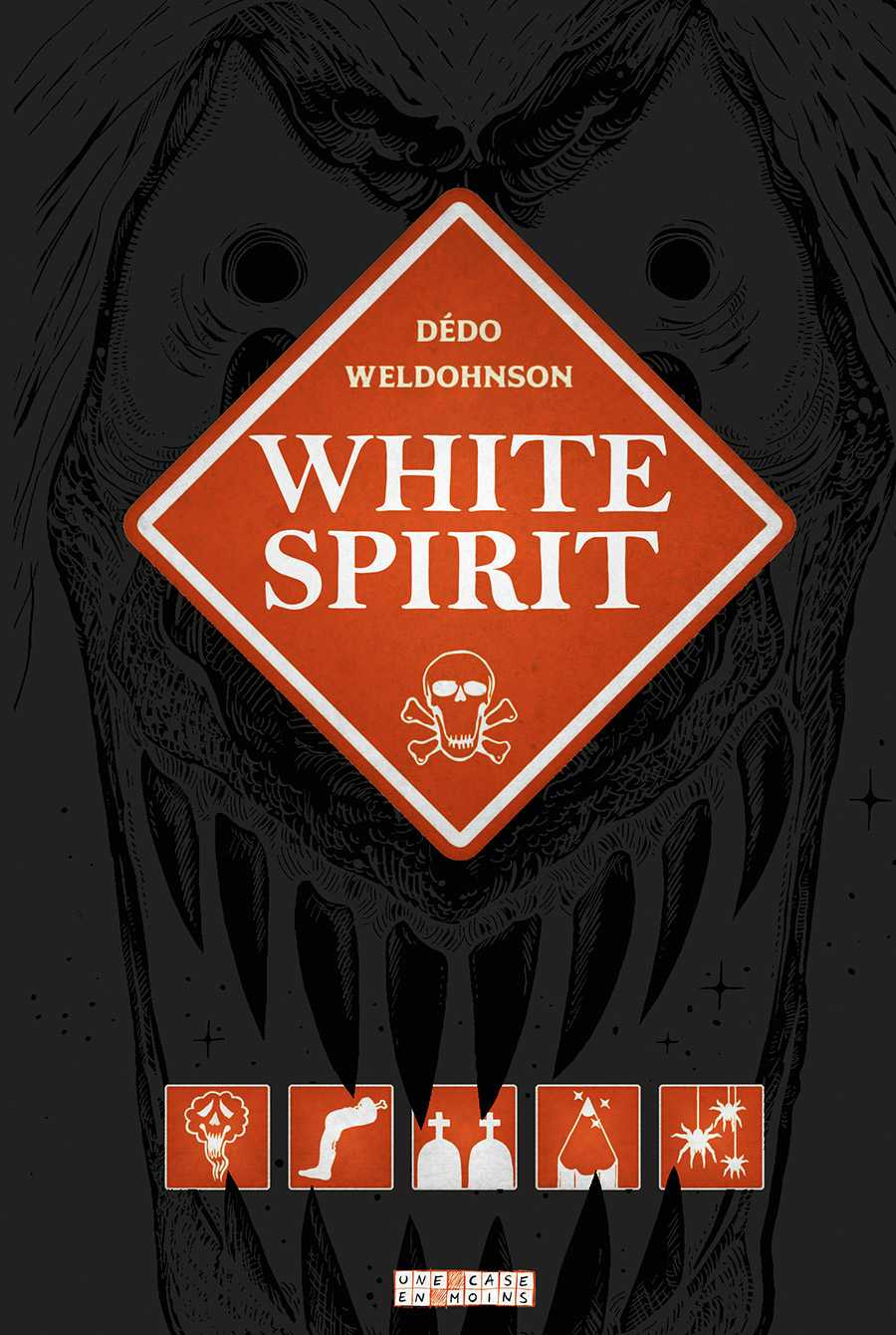 White Spirit, savoureusement abrasif