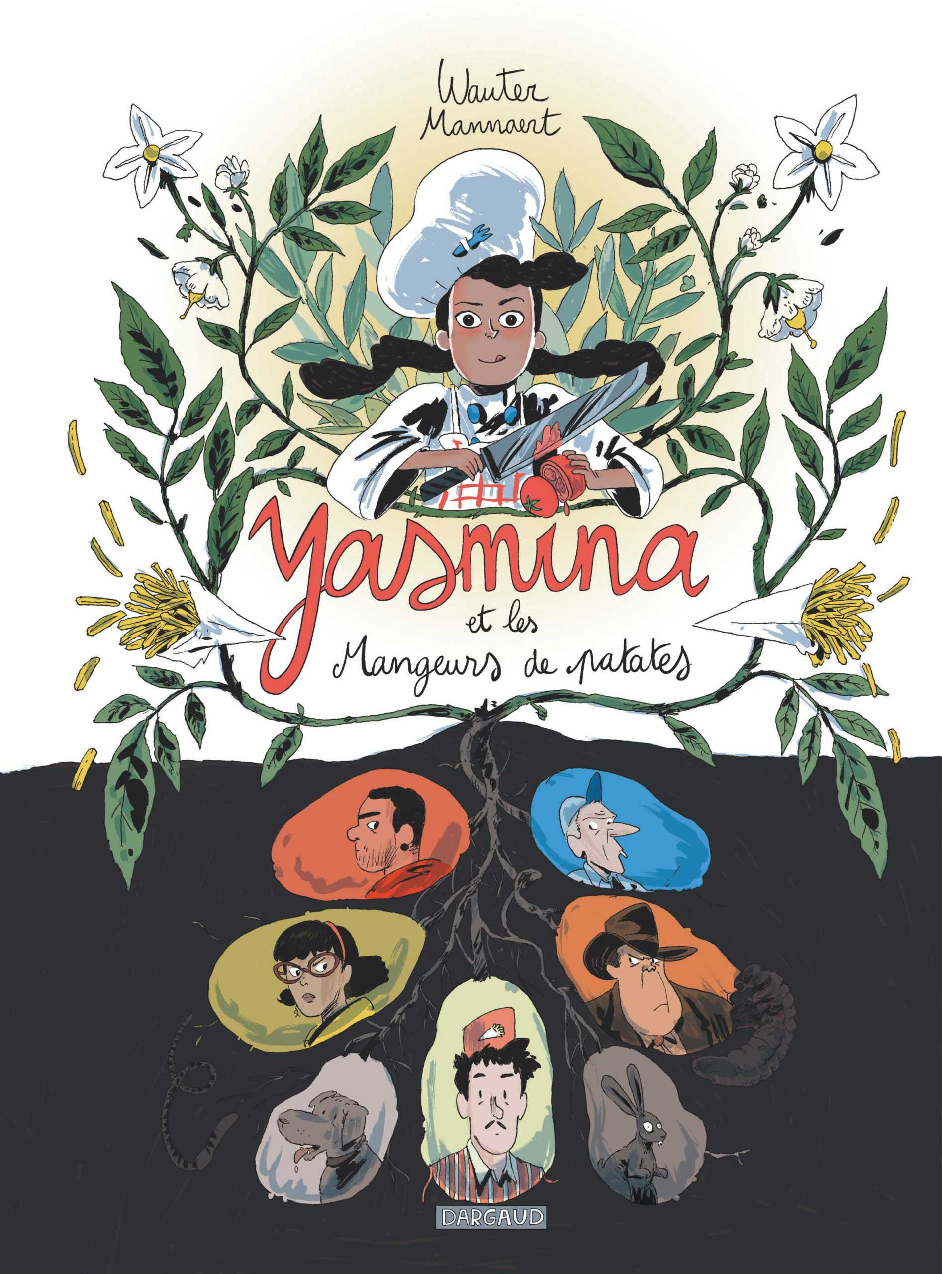 Yasmina et les mangeurs de patates, un bon petit plat