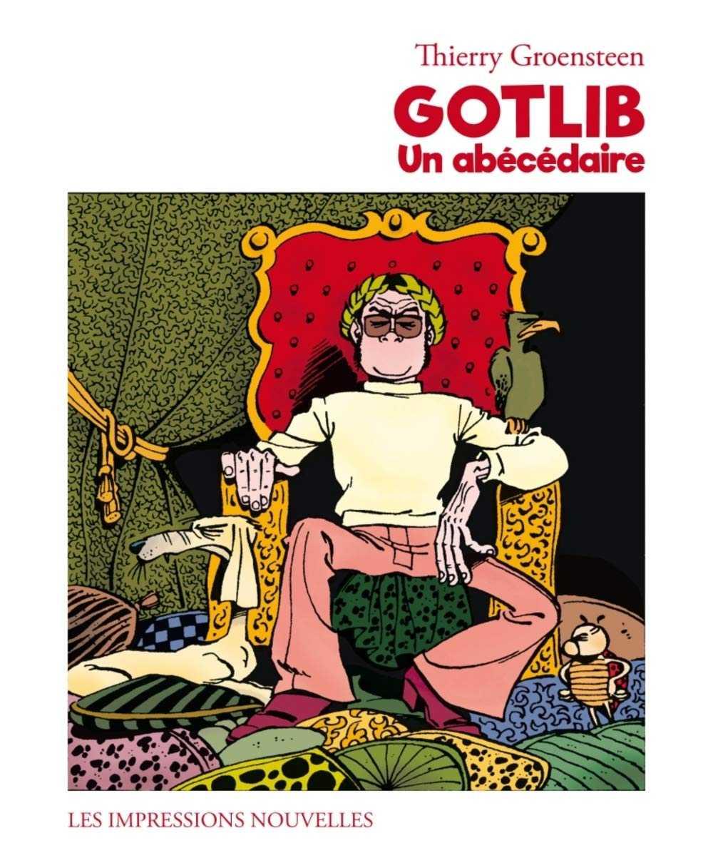 Gotlib, un abécédaire très argumenté