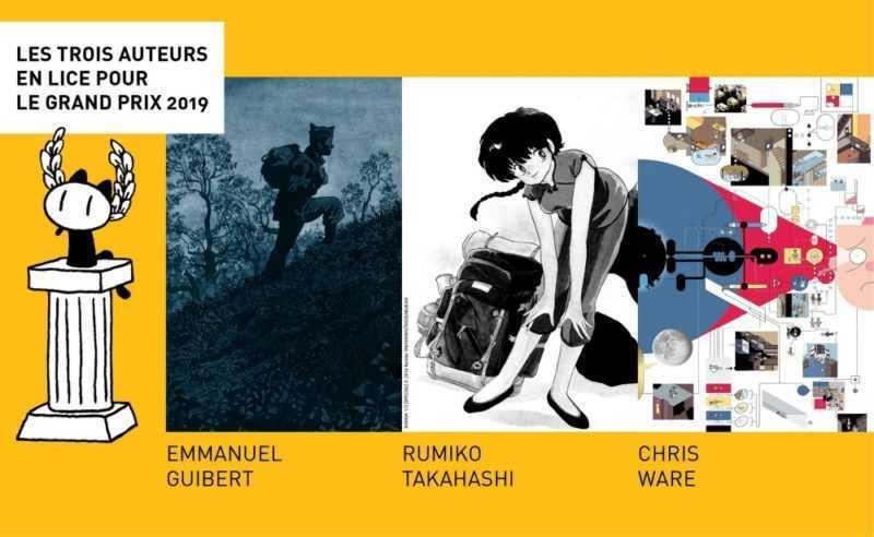 Grand Prix d'Angoulême 2019
