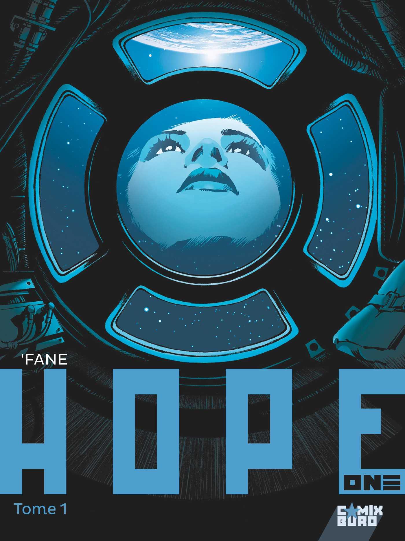 Hope One, Fane de la Terre à la Lune