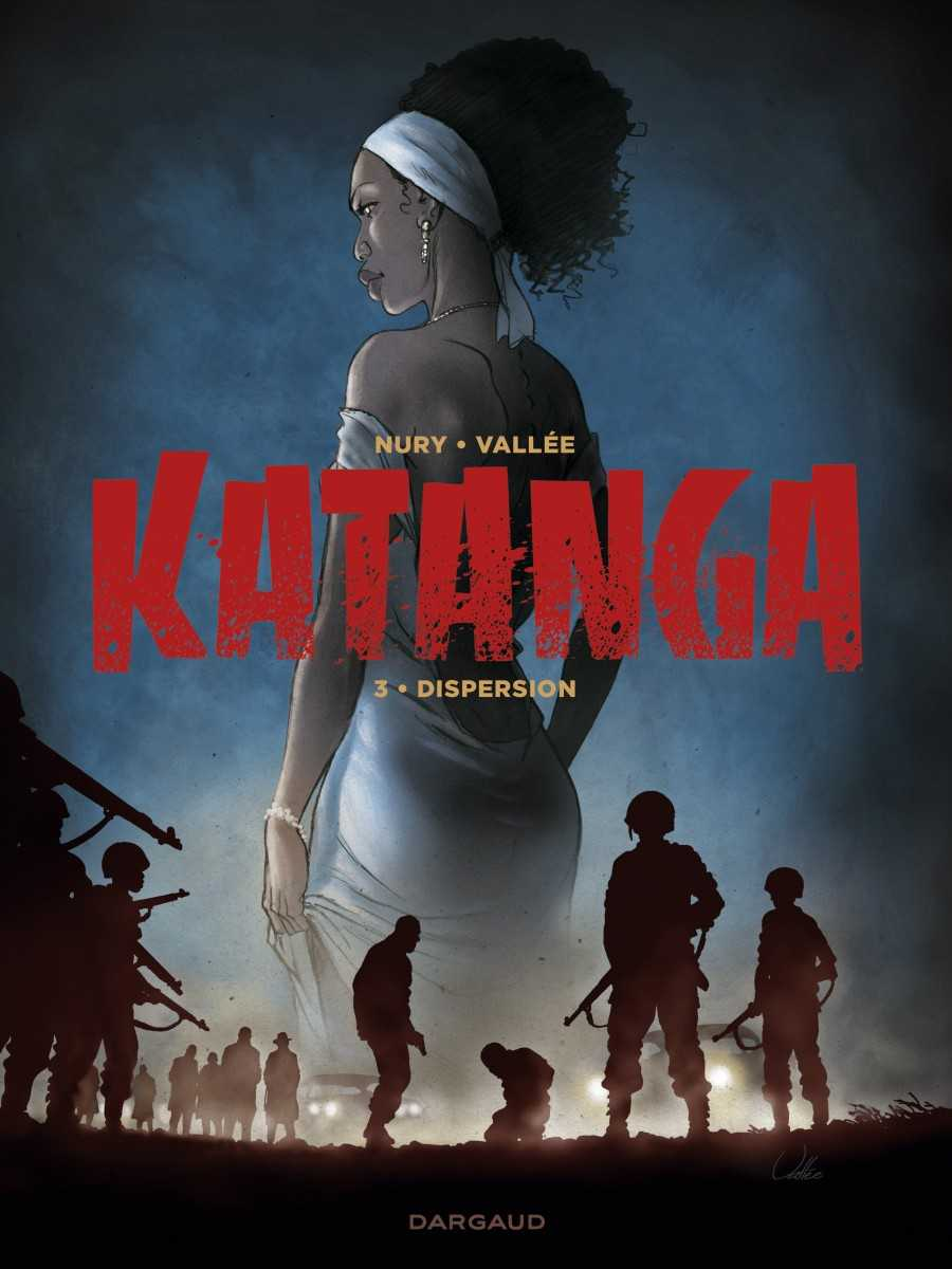 Katanga T3, dispersion façon puzzle