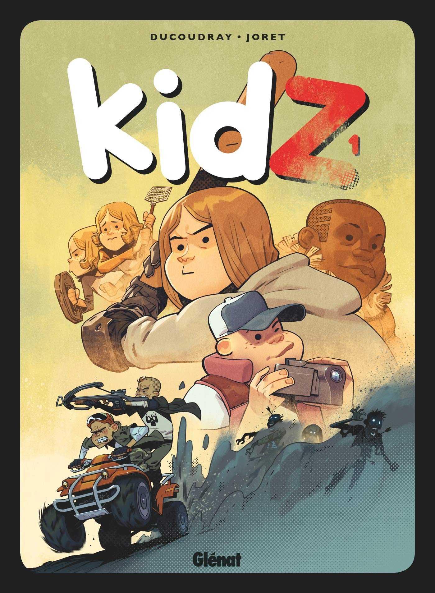 KidZ, zombies contre gamins astucieux