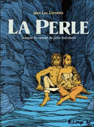 La Perle, Cornette adopte Steinbeck pour son retour au dessin