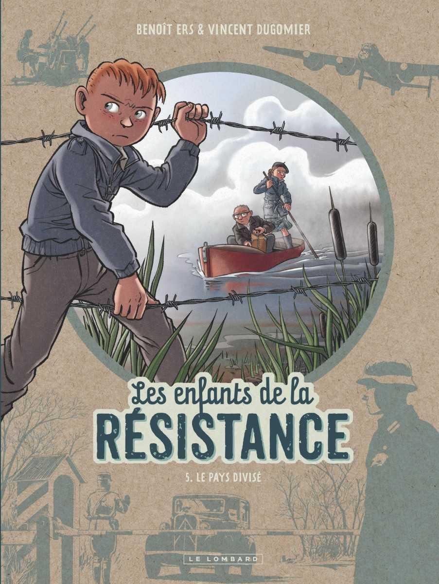 Les Enfants de la Résistance T5, le tournant de 1942