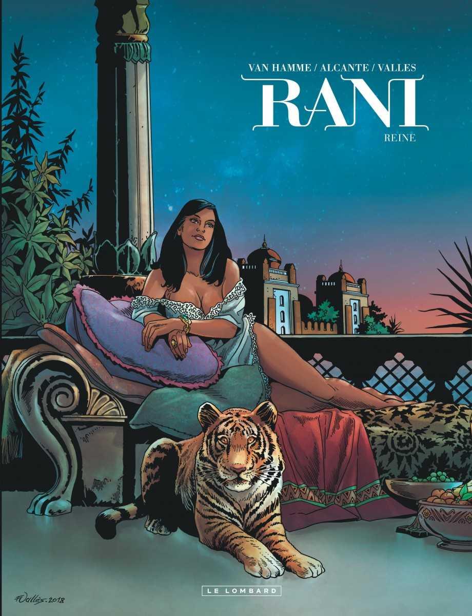 Rani T7, la reine fait un faux-pas