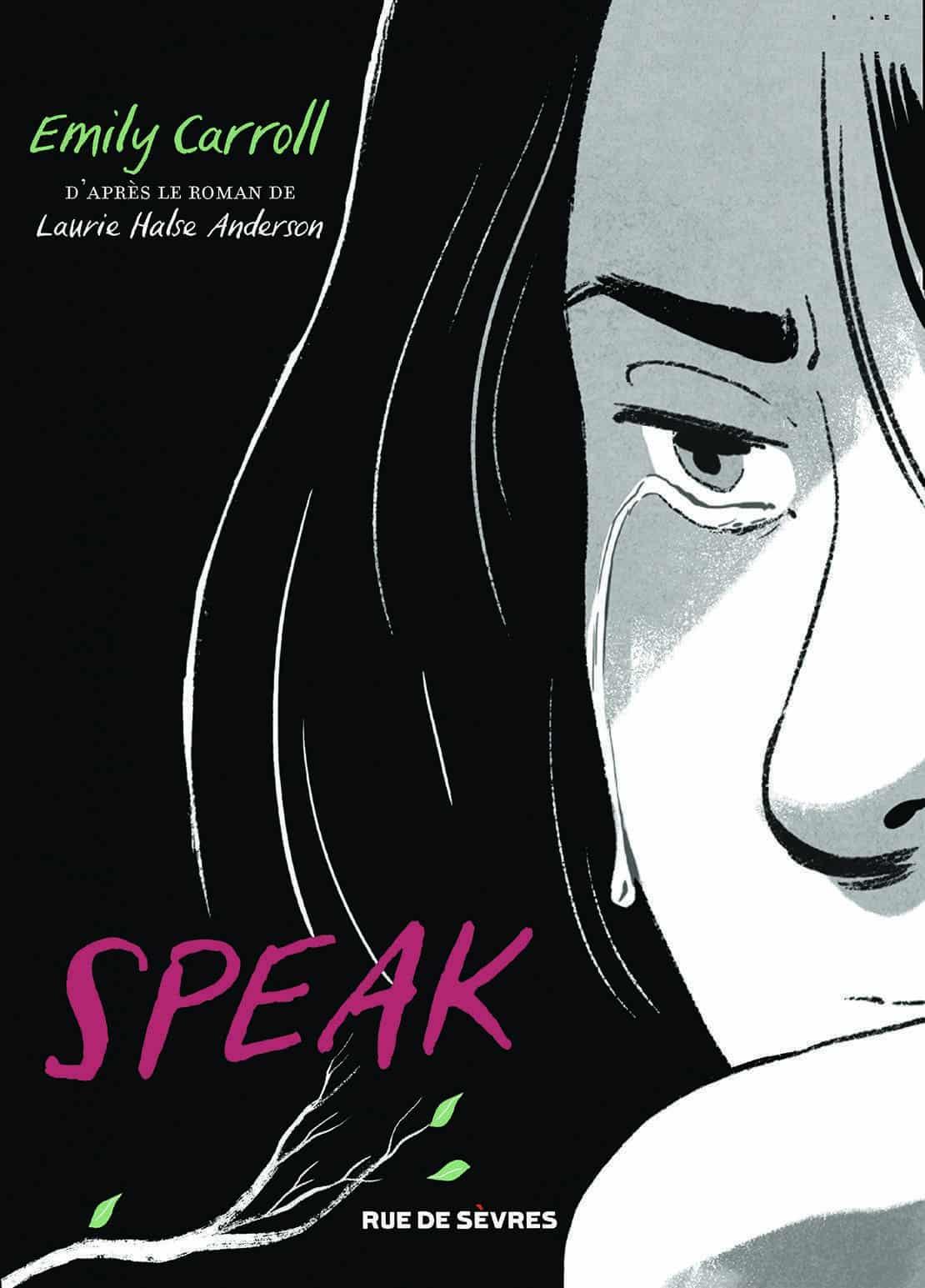 Speak, le poids du silence