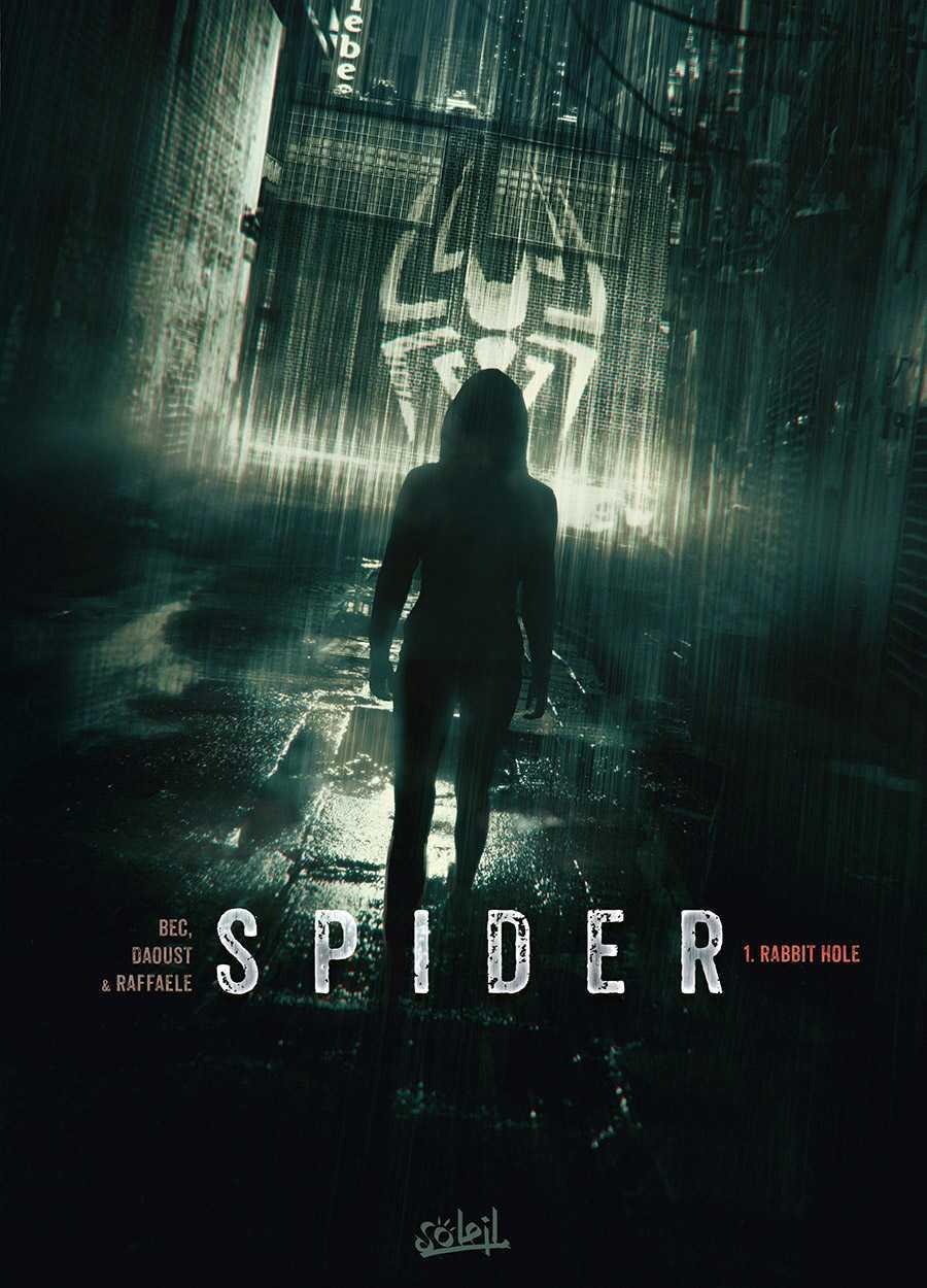 Spider, gore la mygale