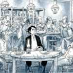 Julien Maffre avec Stern s'expose chez Comic Art Factory