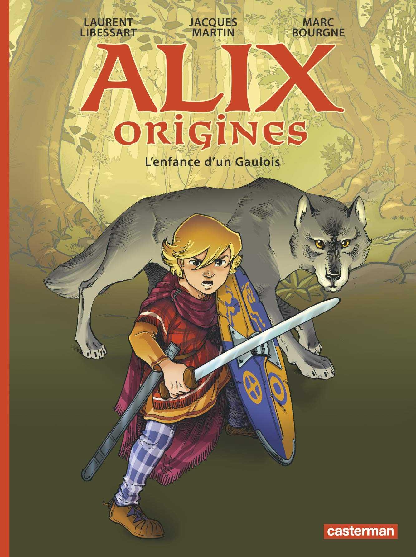 Alix Origines, déjà intrépide