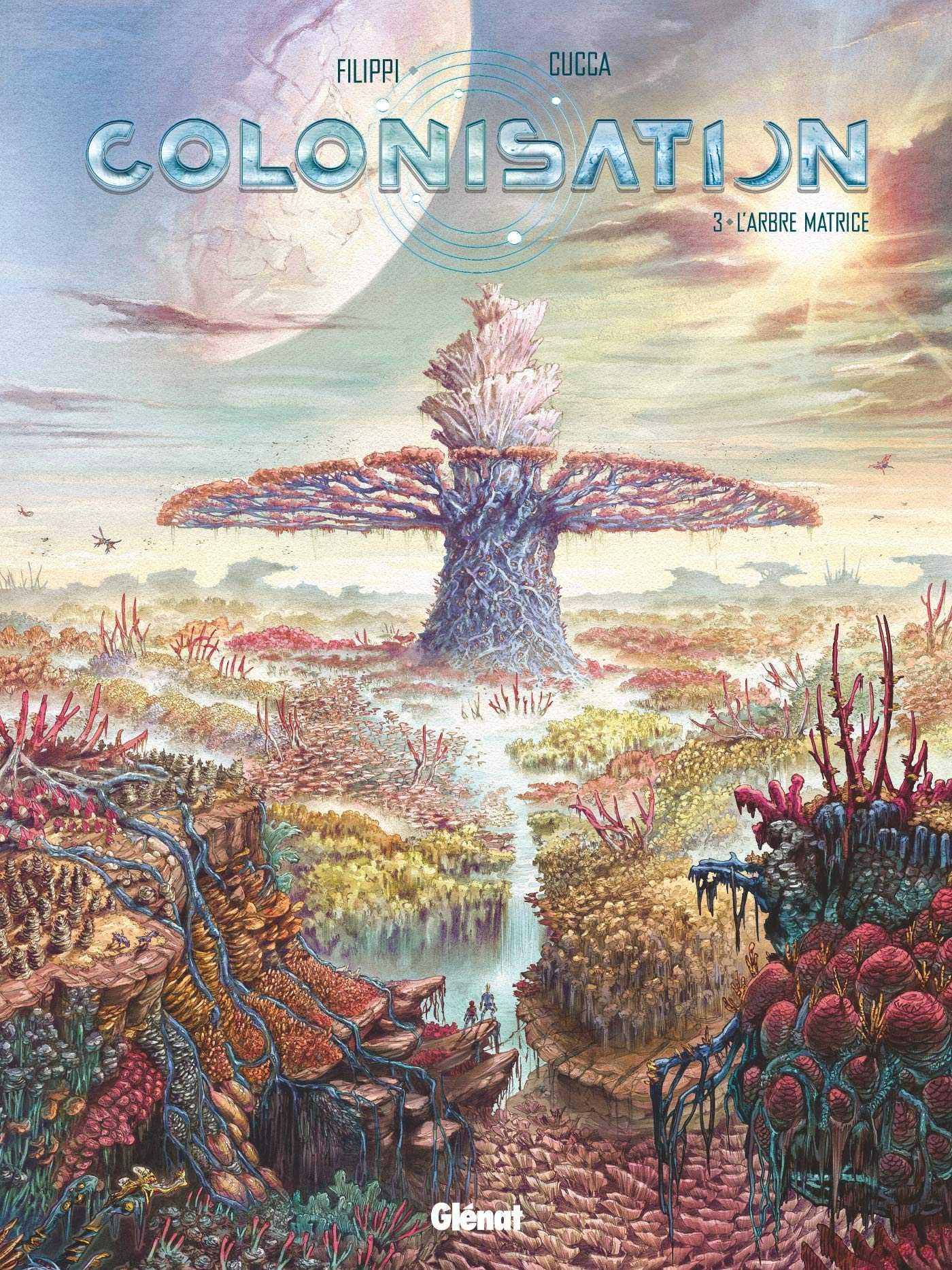 Colonisation T3, remise en cause