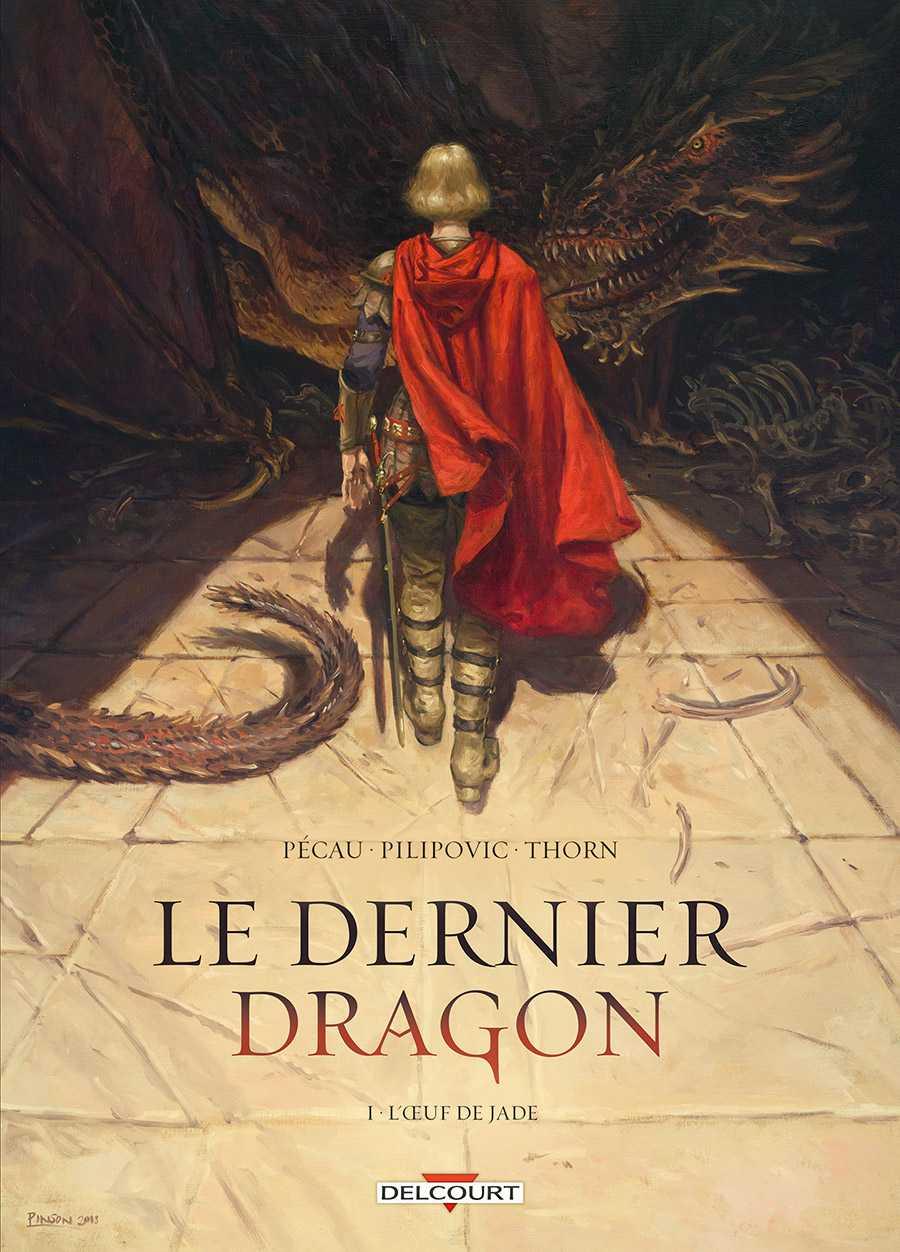 Le Dernier Dragon, nerveux et enlevé