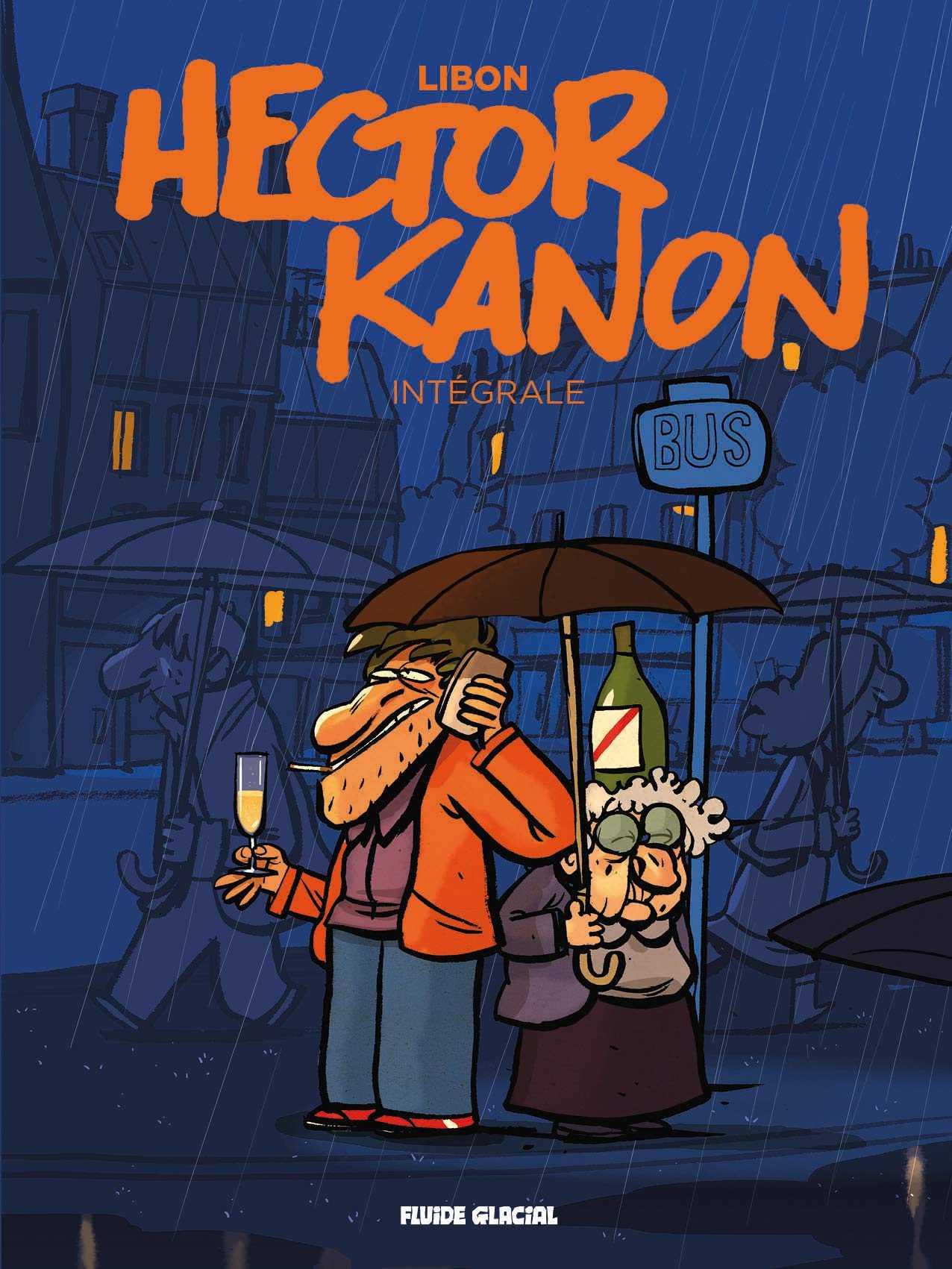 Hector Kanon, l'intégrale, un canon sinon rien