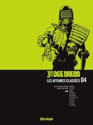 Judge Dredd T4, décalé et savoureux