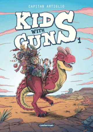 Kids with guns, une gamine reine du Colt