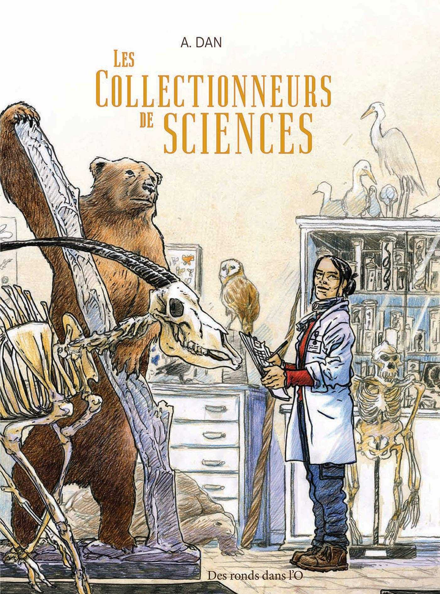 Les Collectionneurs de sciences, un reportage au cœur de trésors méconnus