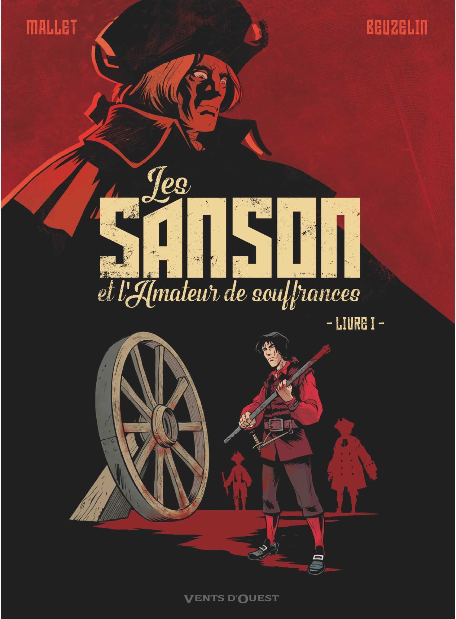 Les Sanson et l'amateur de souffrances, méphistophélique
